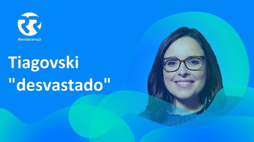 "Tiagovski ""desvastado"" - Extremamente Desagradável"