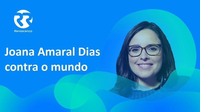 Joana Amaral Dias contra o mundo - Extremamente Desagradável