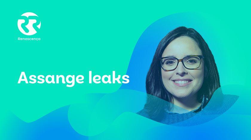 Assange leaks - Extremamente Desagradável