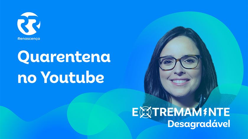Quarentena no youtube - Extremamente Desagradável