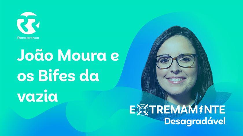 João Moura e os bifes da vazia - Extremamente Desagradável