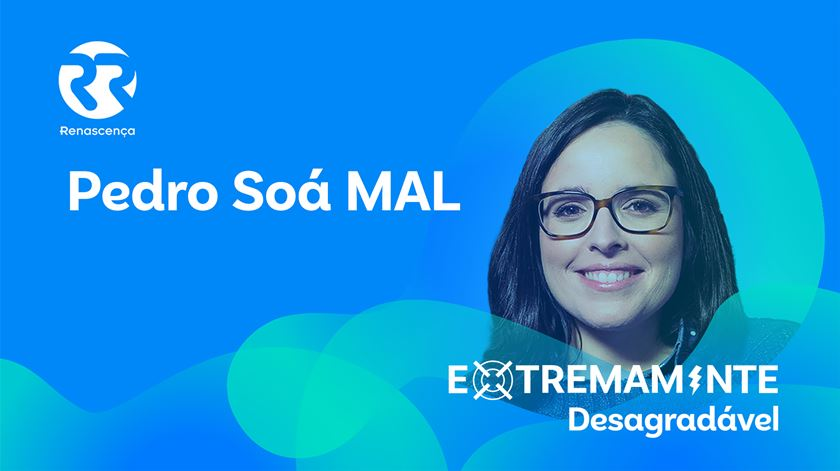 Pedro Soá MAL - Extremamente Desagradável
