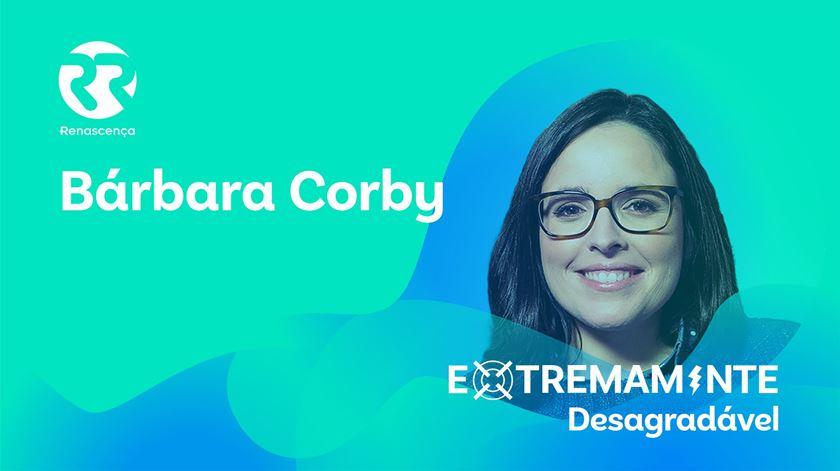 Bárbara Corby - Extremamente Desagradável