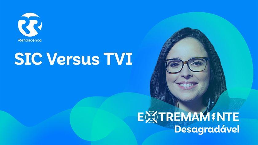 SIC versus TVI - Extremamente Desagradável