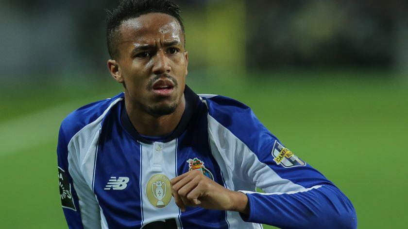 Éder Militão chegou esta época ao FC Porto. Foto: Paulo Aragão/RR