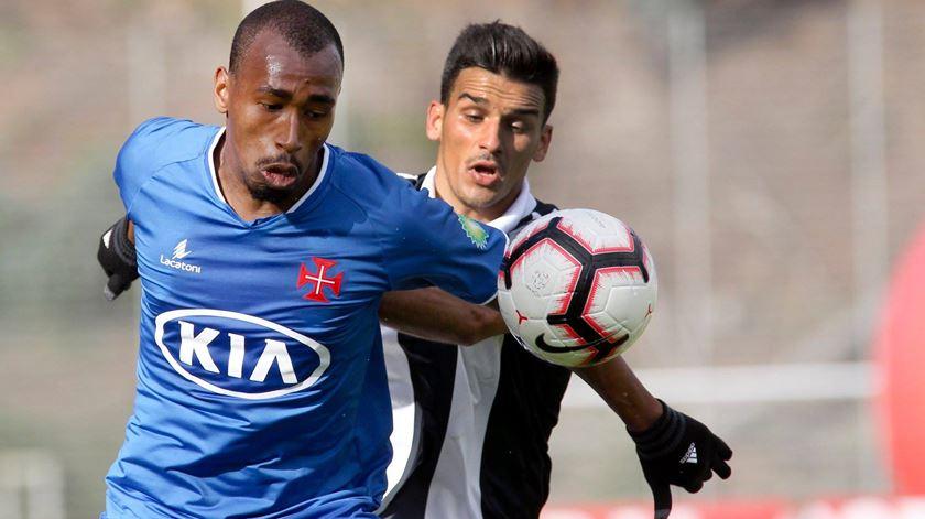 Eduardo destacou-se pelo Belenenses. Foto: Liga Portugal