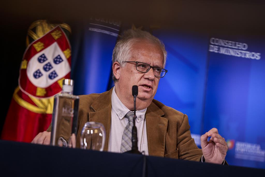 Eduardo Cabrita diz que nunca pensou demitir-se. Foto: José Sena Goulão/Lusa