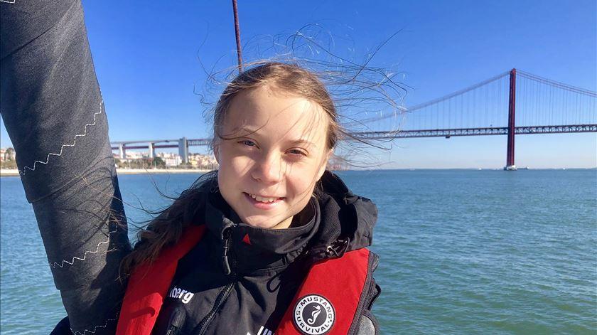 Greta vence prémio da Gulbenkian e doa um milhão de euros para o combate às alterações climáticas