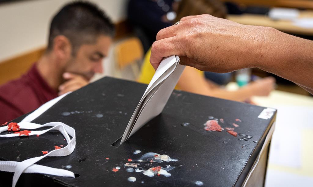 Todos os dias se batem recordes na inscrição para o voto antecipado. Foto: Gregório Cunha/Lusa