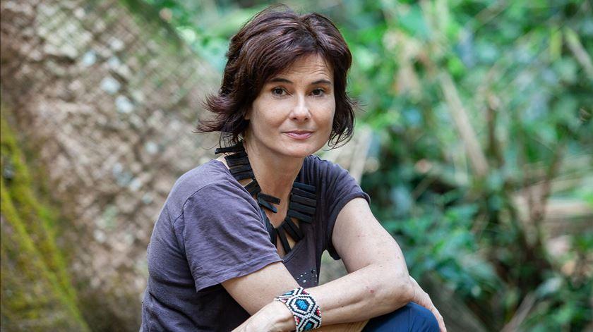 "Eliane Brum, jornalista, escritora, colunista do ""El País"" Foto: Lilo Clareto/Arquipélago Editorial"