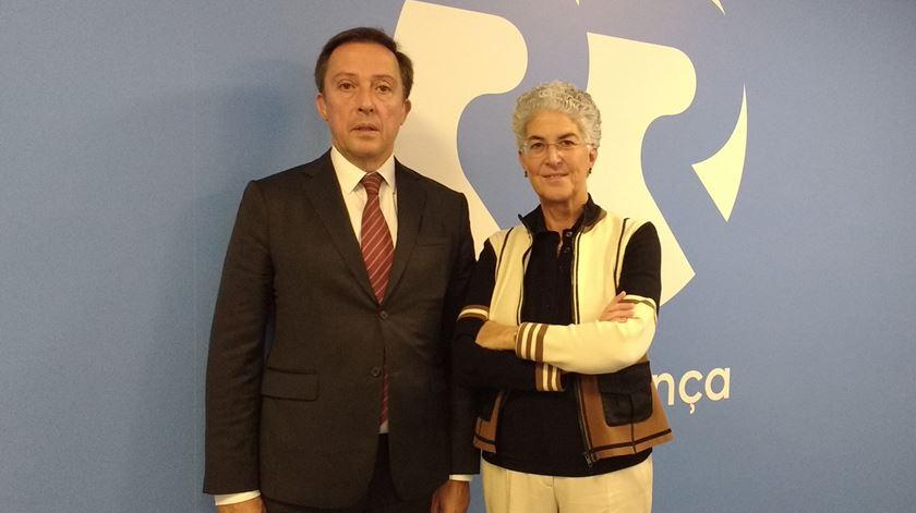 Aura Miguel convida Luís Barreira de Sousa - 26/11/2017