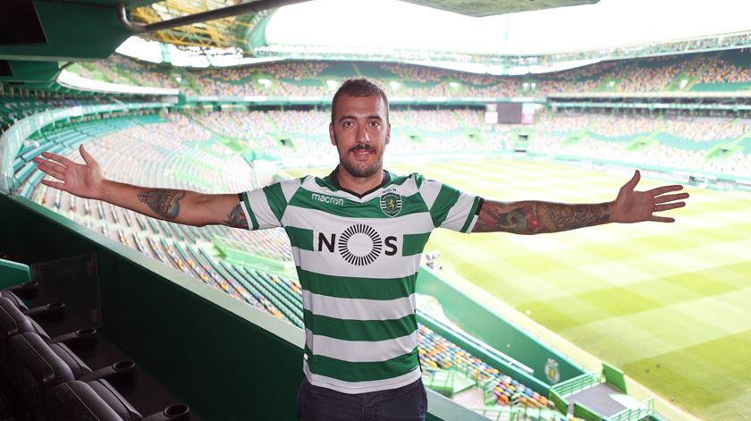 Foto José Cruz/Sporting CP