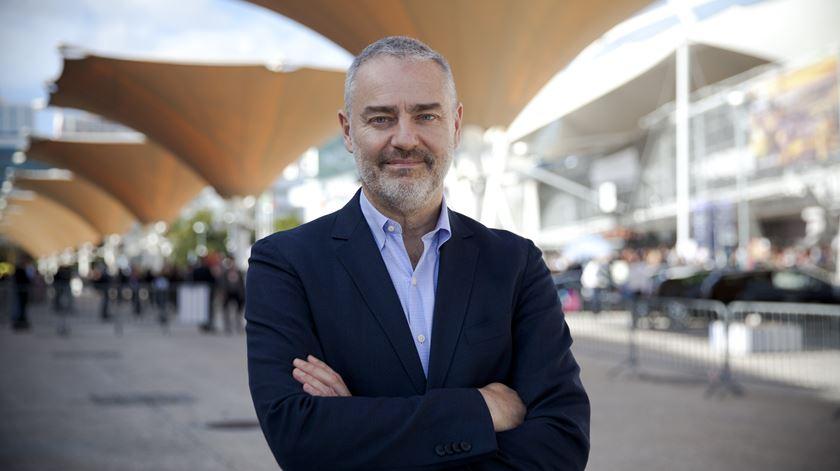 Emmanuel Schalit, CEO da Dashlane. Foto: Inês Rocha/RR