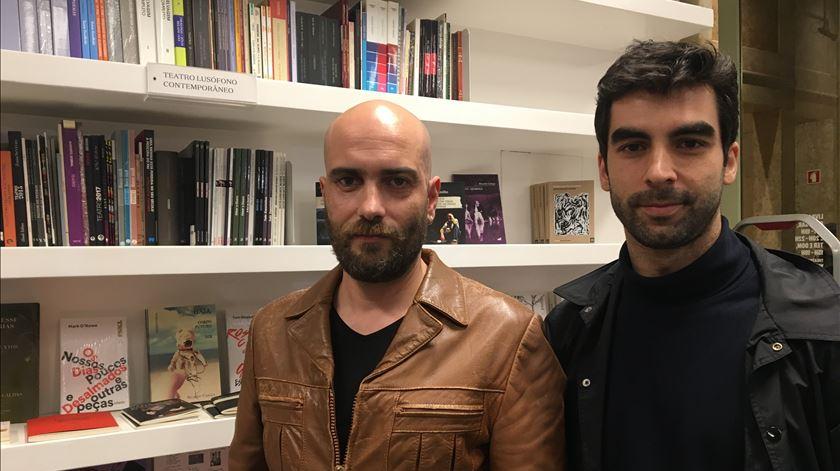Bruno Bravo e John Romão encenam clássicos no D. Maria II