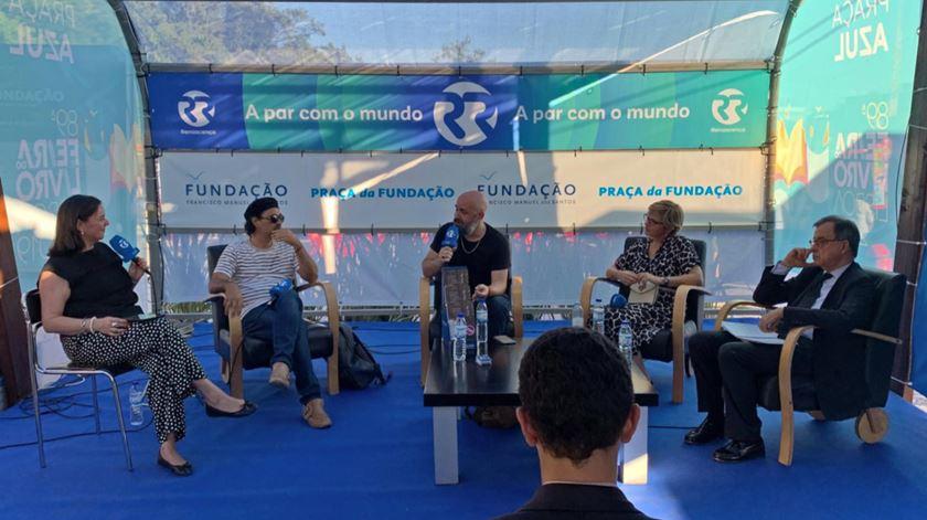 Os livros novos de Afonso Cruz e Patrícia Reis e o que há-de vir de José Eduardo Agualusa