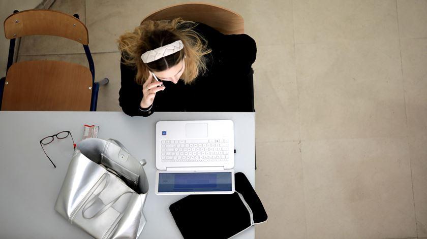 Número de estudantes portugueses Erasmus cai 70% este ano