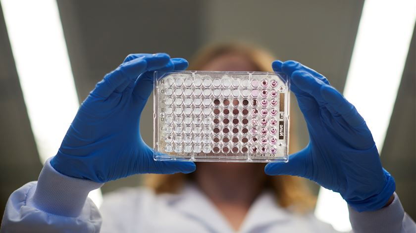 Centro Europeu de Doenças. Não haverá vacina ou tratamento nos próximos meses