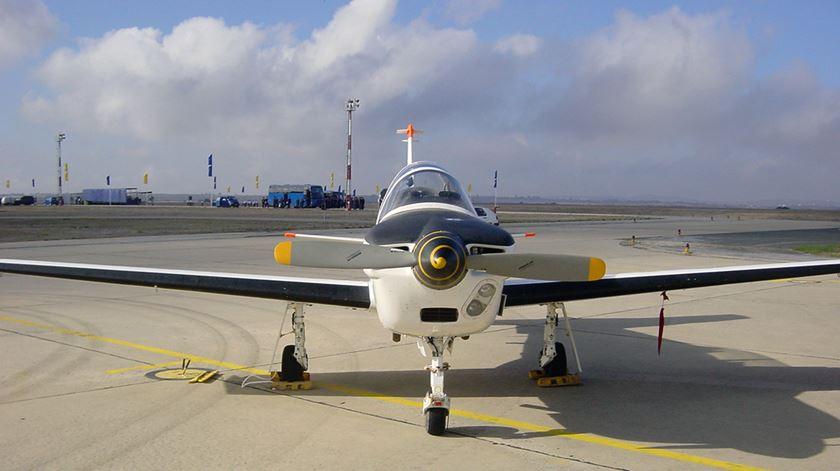 Avião Epsilon TB-30. Foto: Soares da Silva/Wikipedia (arquivo)