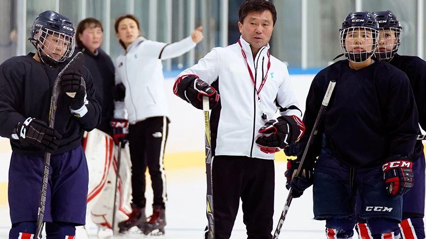 Samsungs e equipamentos da Nike nos Jogos Olímpicos? Não para os norte-coreanos