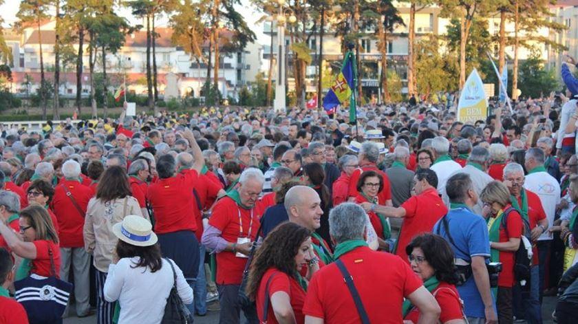 Encontro das Equipas de Nossa Senhora. Foto: EJNS Portugal