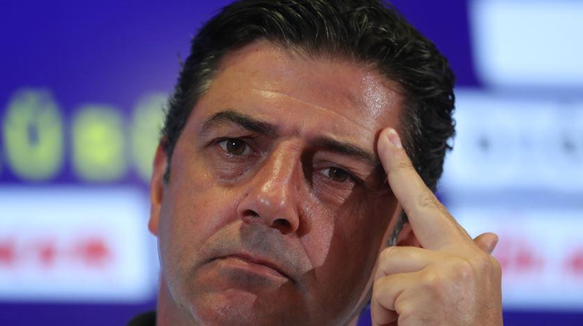 O passado não pesa nos planos de Rui Vitória para surpreender o Bayern Munique