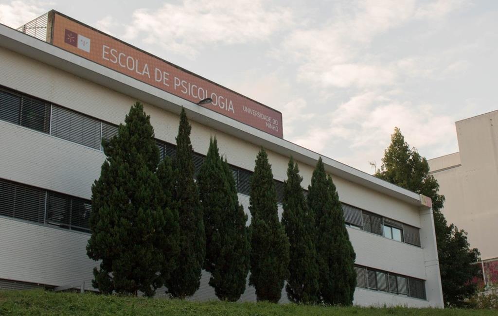Escola de Psicologia da UMinho. Foto: DR