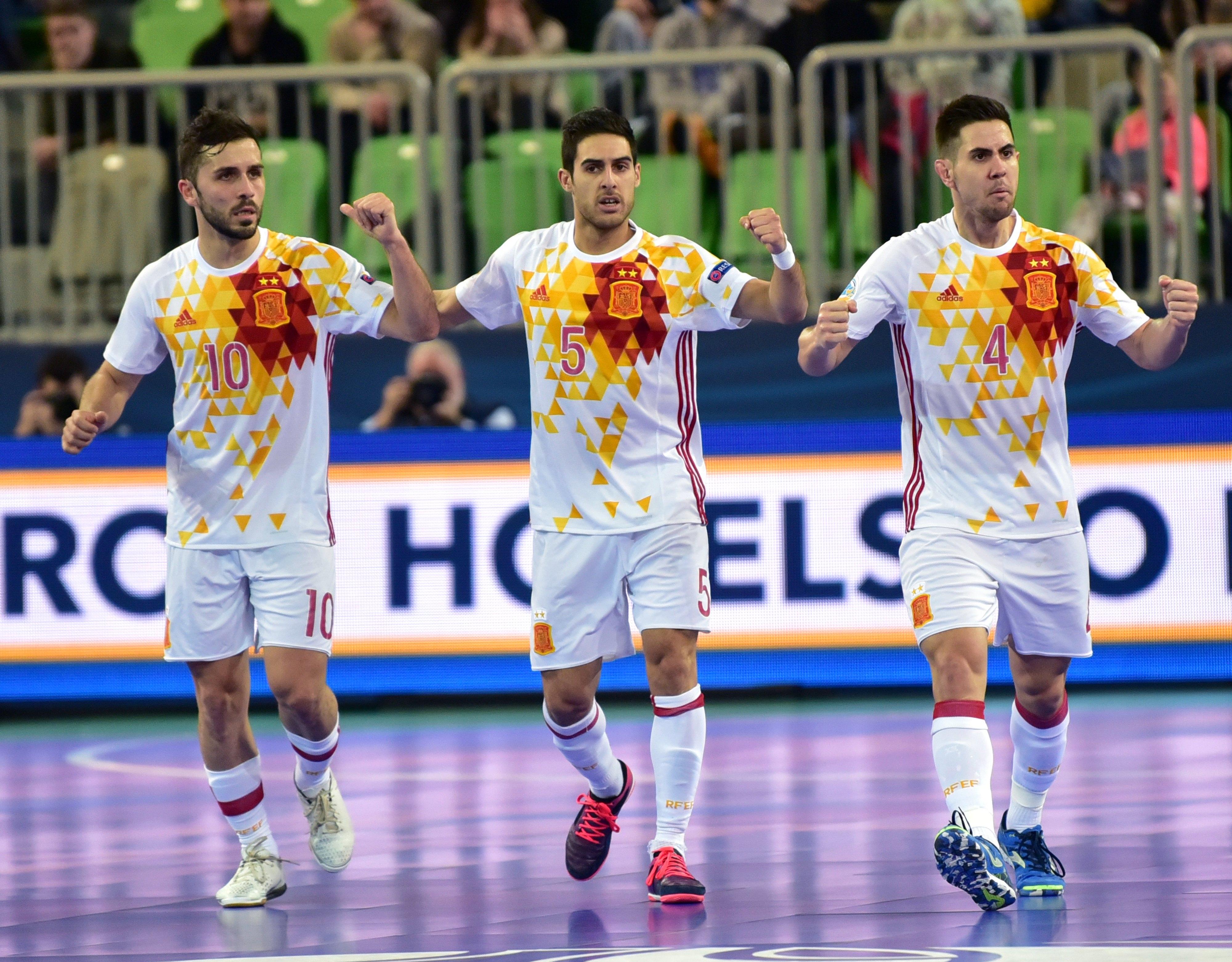 Campeões da Europa de Futsal: o regresso a Portugal em direto