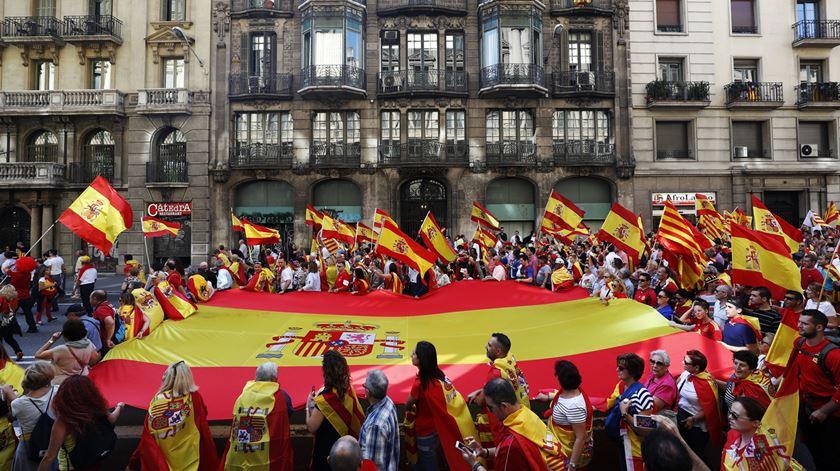 """Autarca de Barcelona acusa Governo catalão de ter conduzido região """"ao desastre"""""""