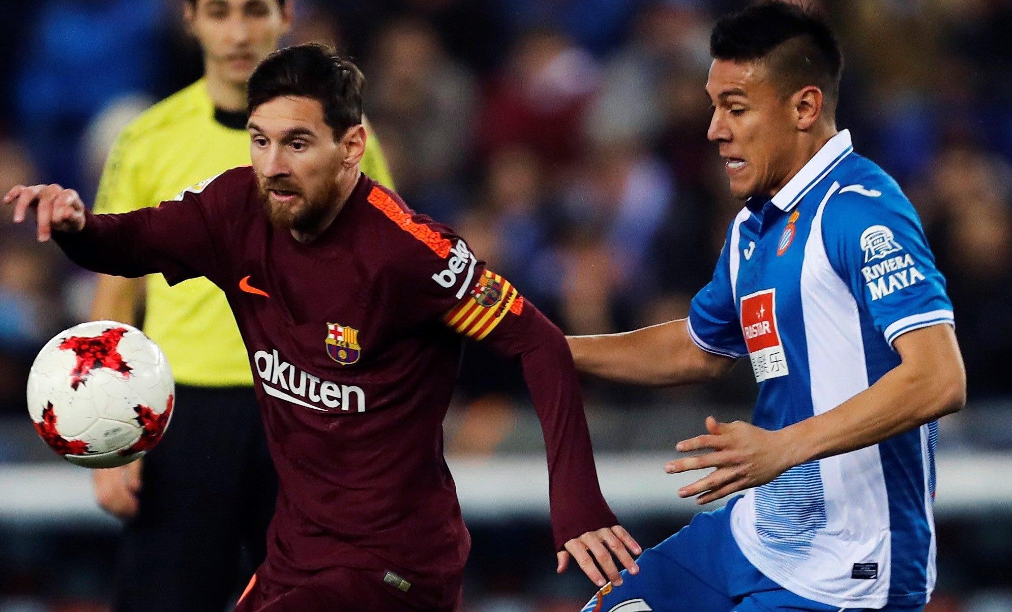 Barcelona: Paulinho pode ter fratura no pé direito