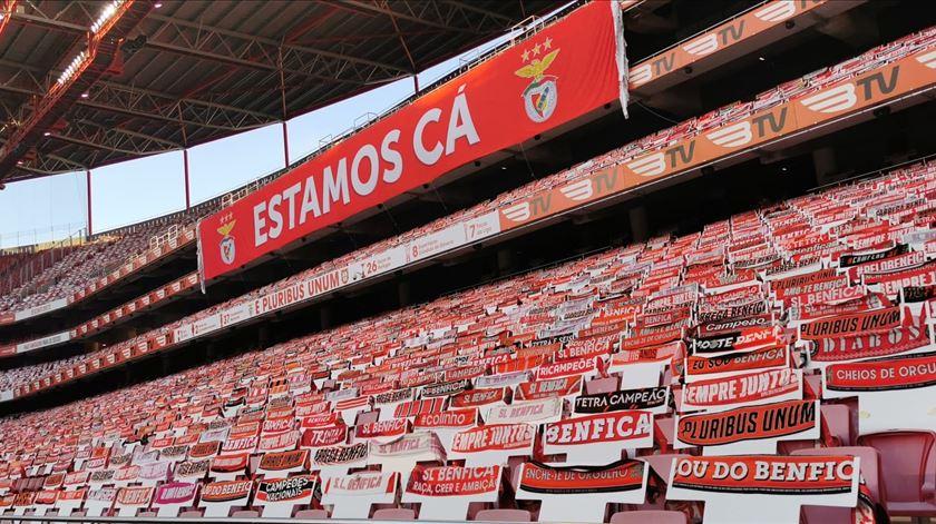 Benfica. Contratações oficializadas à CMVM
