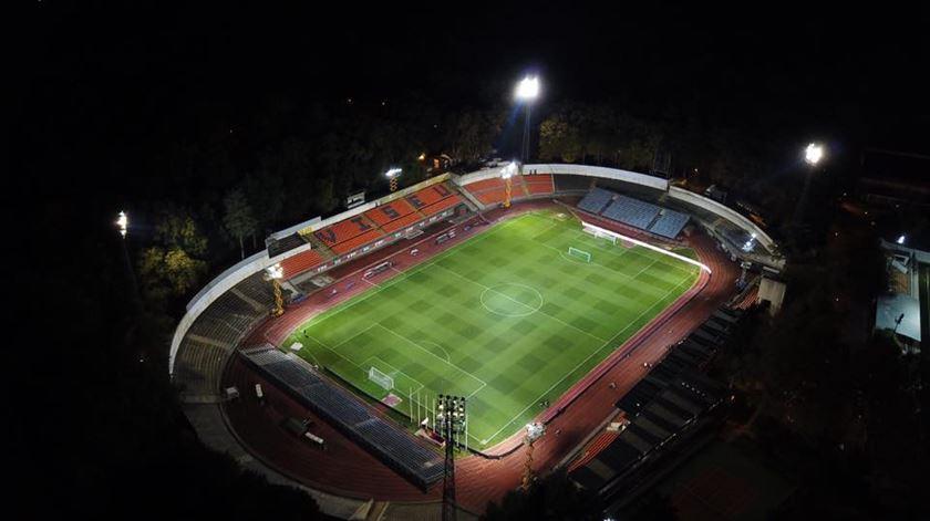 Académico de Viseu vai jogar contra o FC Porto no Estádio do Fontelo