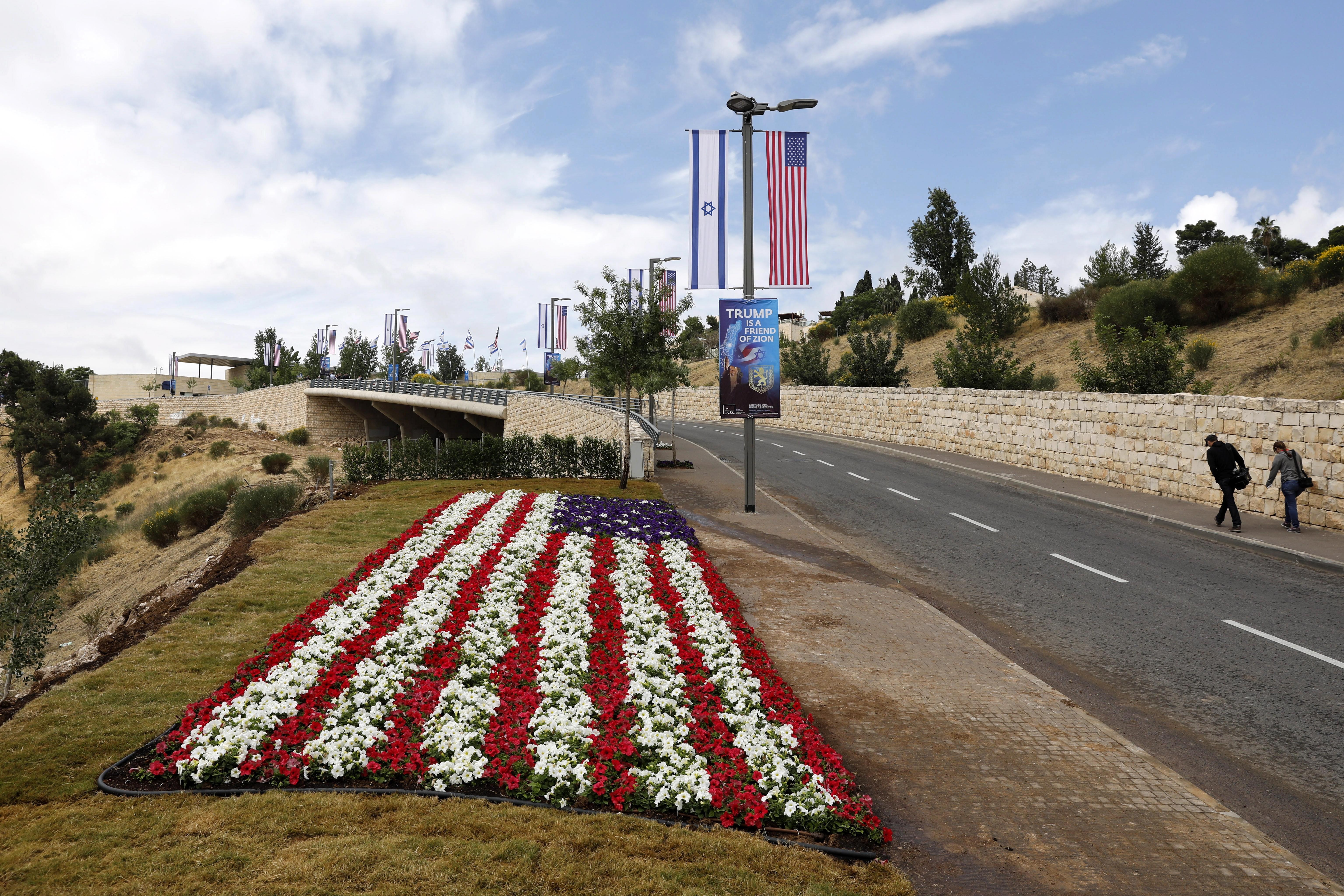 Israel pede a todos os países que transfiram suas embaixadas a Jerusalém