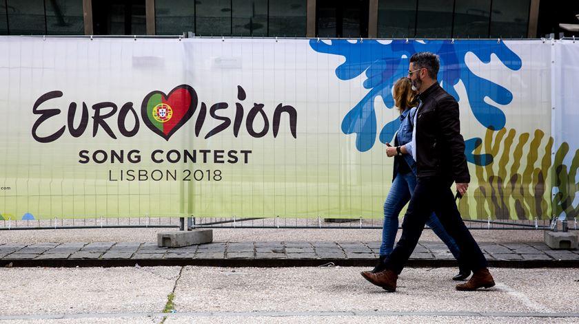 Vai a geopolítica ditar o vencedor da Eurovisão?