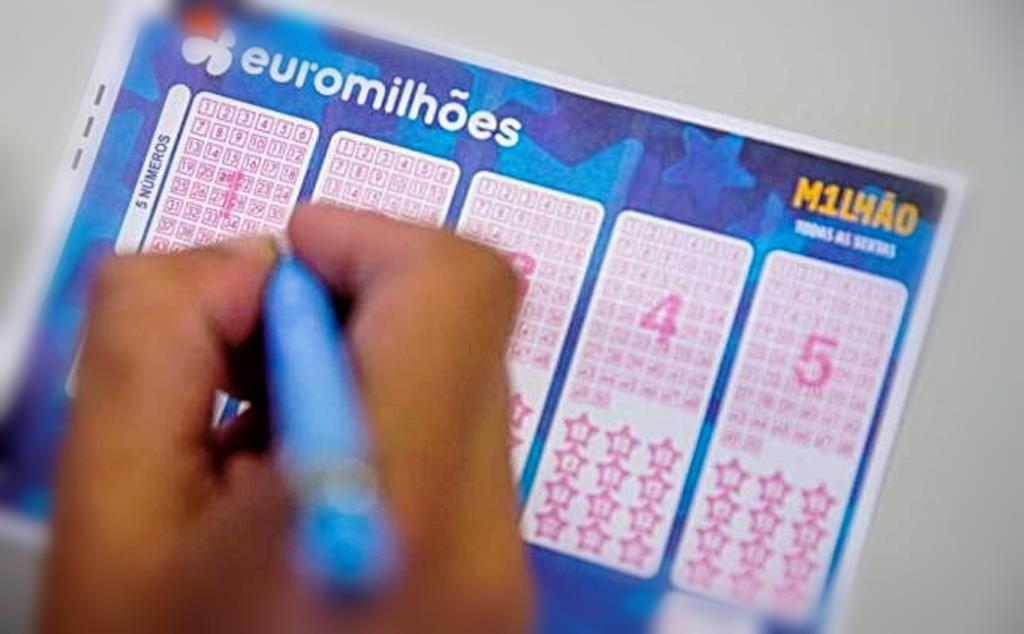 Um segundo prémio para Portugal, mas ninguém acertou todos os números. Foto: Lusa