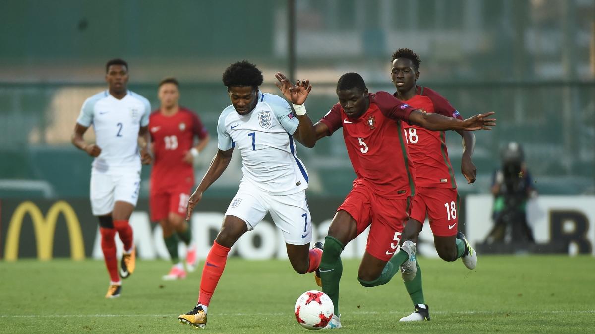 Portugal falha título europeu de Sub-19