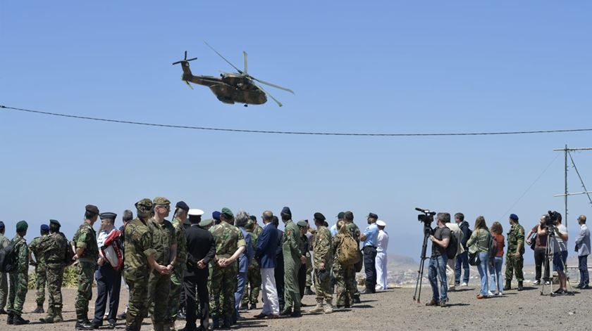 Militares, serviços de informação e polícias unem forças no combate ao terrorismo