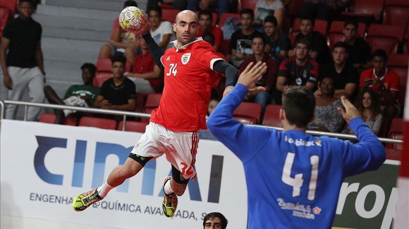 Foto: Twitter SL Benfica