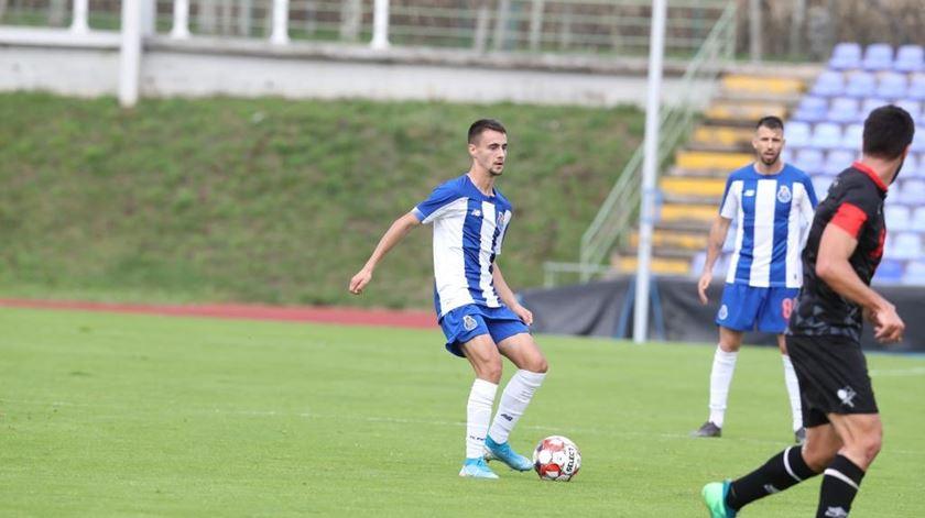 Fábio Vieira quer continuar a marcar presença nos sub-21