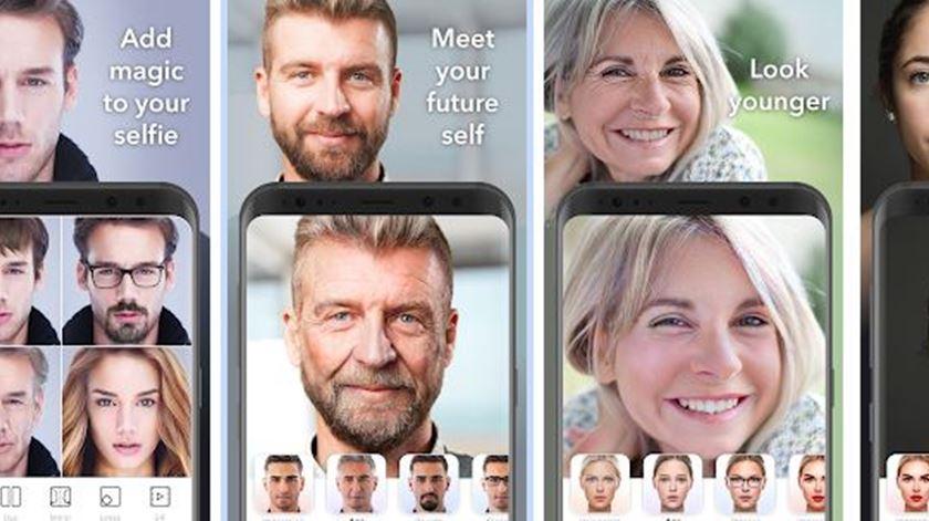 FaceApp. A aplicação que nos dá mais 30 anos, mas que nos tira privacidade