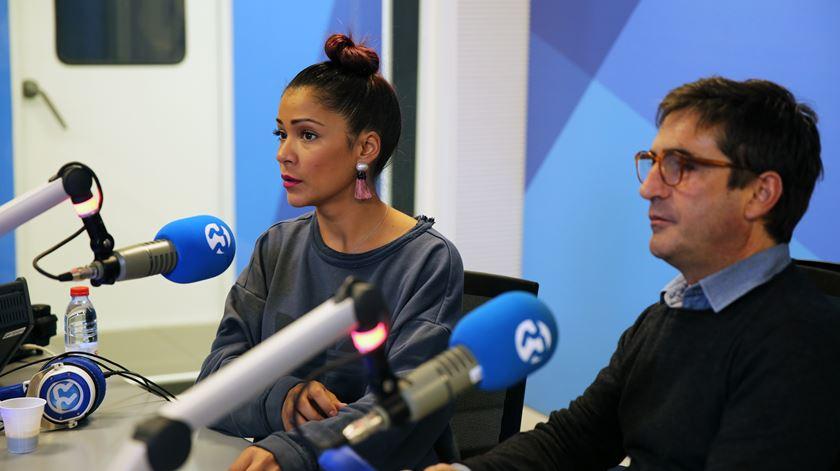 Raquel Tavares e Camané