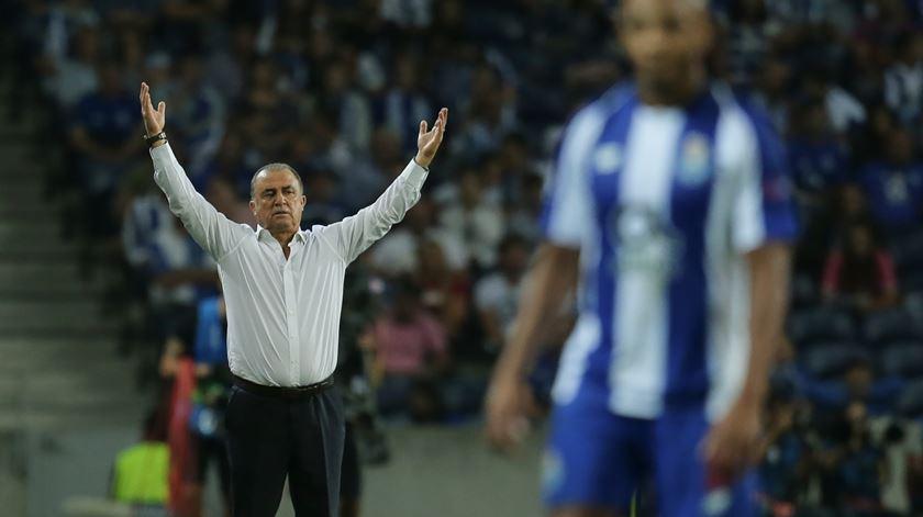 Fatih Terim vai regressar a Portugal, depois de este ano já ter estado na cidade do Porto. Foto: Paulo Aragão/RR