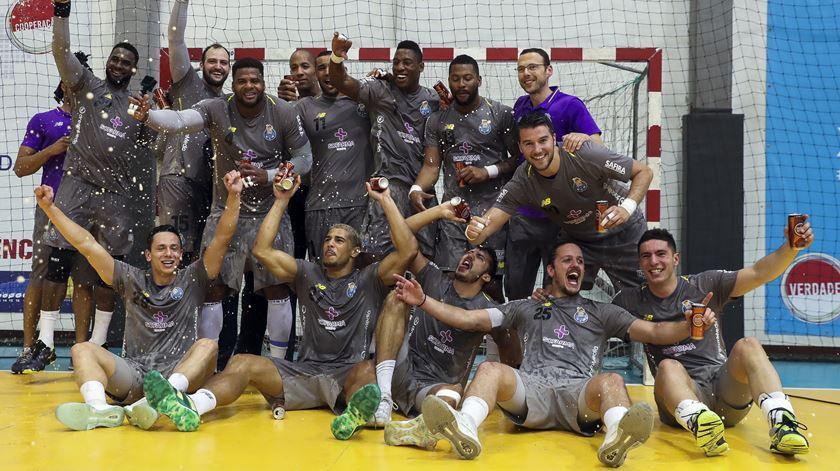 FC Porto campeão nacional de andebol