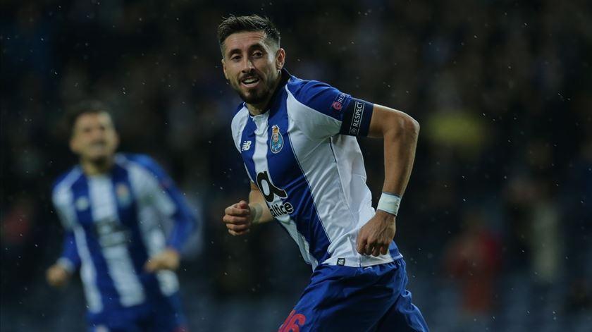 """Herrera quer ultrapassar a """"final"""" contra o Benfica"""