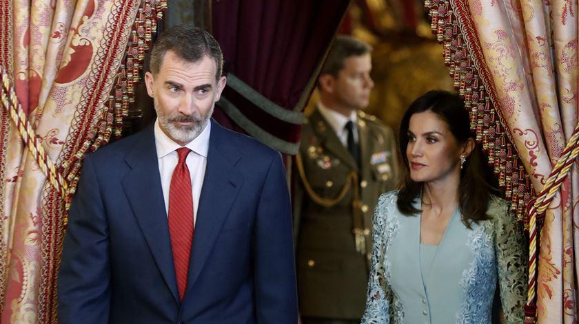 """""""Rei de Espanha não é bem-vindo nos países catalães"""""""