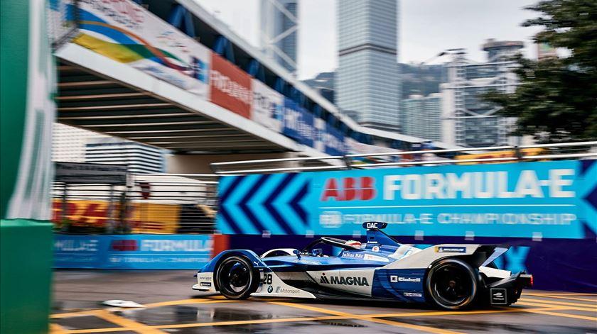 Félix da Costa quer manter-se nos primeiros lugares da Fórmula E em Paris