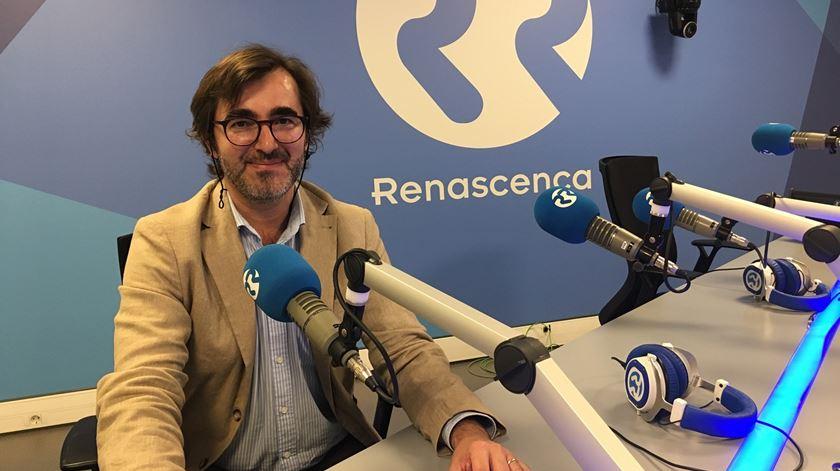 Felix Lungo, diretor de comunicação da fundação Ajuda à Igreja que Sofre. Foto: Ângela Roque/RR