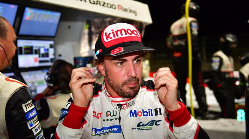 Fernando Alonso acredita que ainda tem idade para regressar à Fórmula 1