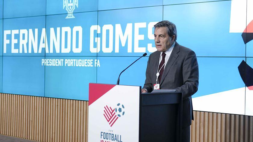 """Federação quer acabar com """"intolerância, mentira e violência"""" no futebol"""