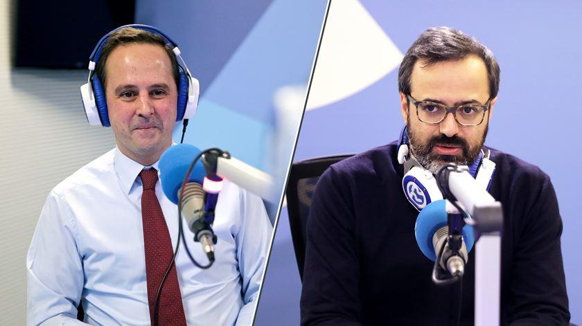 """Barracas em Lisboa? """"Não tenho conhecimento"""", diz presidente da Câmara"""