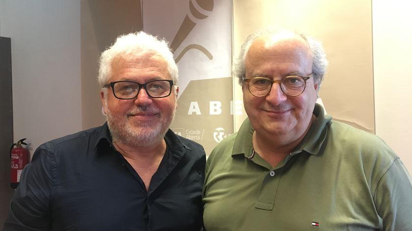 Obra Aberta - Fernando Vendrell e José Pedro Serra - 21/07/2019
